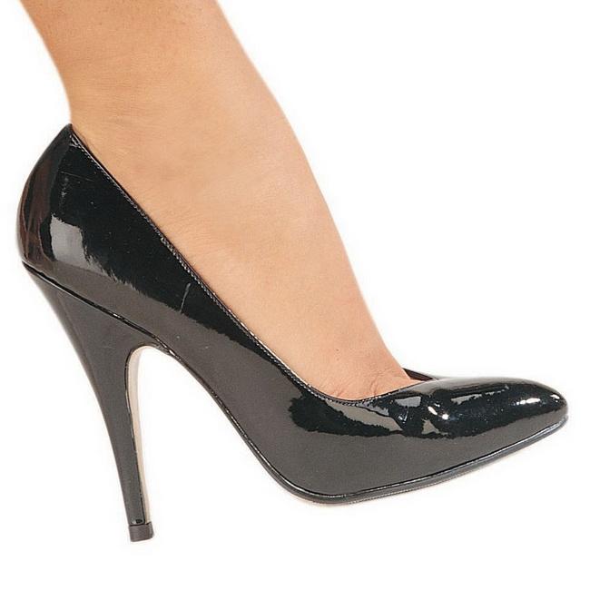SEDUCE-420V chaussures à talon aiguille noir taille 39 - 40